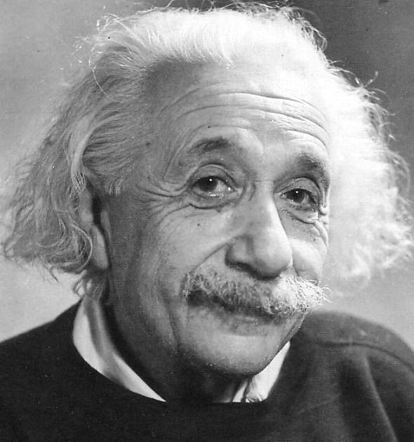 Albert Einstein - Photo Set