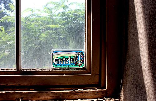 gratitude window