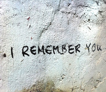 I remember you edit