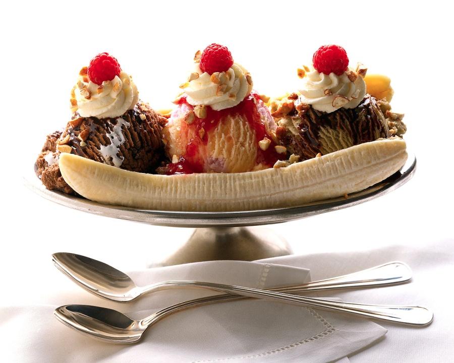 Spoons and Banana Split