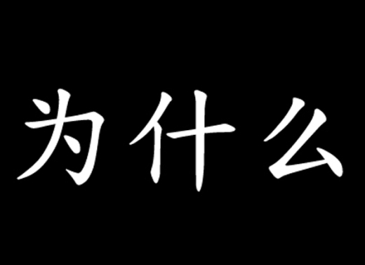 chinese_character_weishenme_why long reversed edit