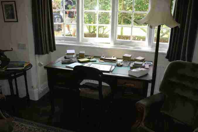 C_-S_-Lewis-Desk-and-Study