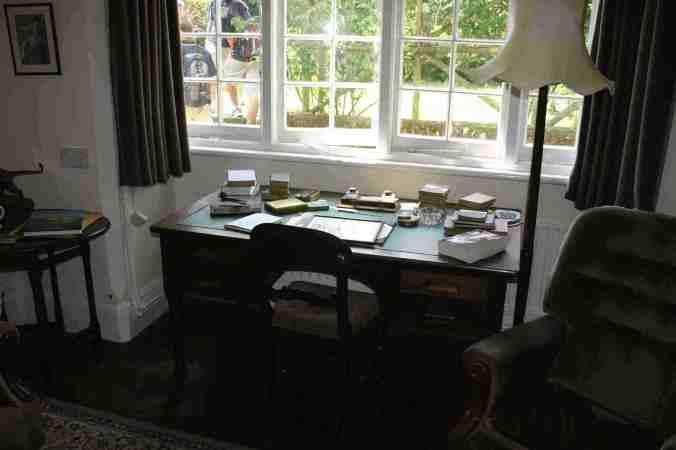 C_-S_-Lewis-Desk-and-Study