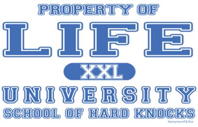 School of hard knocks EDIT